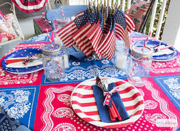 fourth of july decorations fourth of july party ideas with food decorations founterior