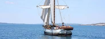 sailing fjord norway