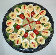 devilled egg platter deviled eggs platter