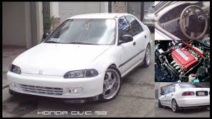 jdm honda civic 1993 hd youtube