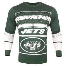 raiders light up christmas sweater men s green new york jets stadium light up sweater official new