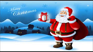 santa claus picture santa claus aaya poem song for christmas poem on santa
