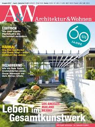 architektur und wohnen a w architektur wohnen kürt ben berkel zum a w architekten