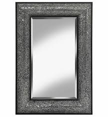 Bevelled Mirror Crushed Mosaic Sparkle Mirrors Outlet Mirrors The Online