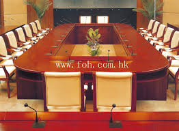 Wooden Boardroom Table China 20 30 Person Large Wooden Conference Table Boardroom Meeting
