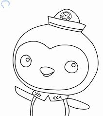 octonauts coloring kids coloring