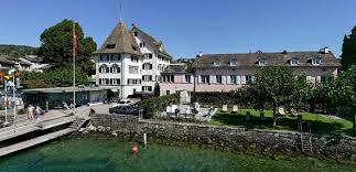 welcome to the romantik seehotel sonne by lake zurich