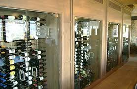 build your own refrigerated wine cabinet custom refrigerated built in wine cabinets