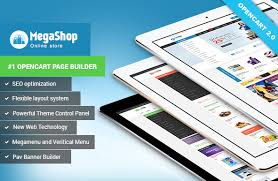 themes builder 2 0 pav megashop opencart 2 0 theme