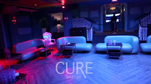the new cure lounge boston ma youtube
