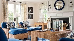 coastal living living rooms 15 traditional seaside rooms coastal living