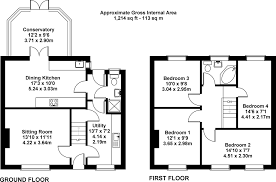 estate agent floor plans estate agent floor plan software 5 knowle house close