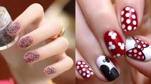Migi Nail Art Design Ideas New Nail Art 2017 The Best Nail Art Designs Compilation 2017