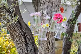 Recycled Garden Decor Diy Recycled Glass Bottle Decor And Wind Chime Anika U0027s Diy Life