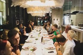 Esszimmer Fine Dining Restaurant Kochherzen