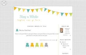 blogger templates the cutest blog on the block
