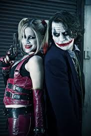 harley quinn arkham city halloween costume the joker and harley quinn by leanandjess on deviantart cosplay