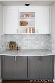 gray backsplash kitchen grey and white kitchen backsplash home designs idea