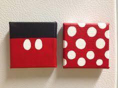 Mickey And Minnie Bathroom Hand Painted Disney Inspired Ceramic Coasters Mickey Minnie