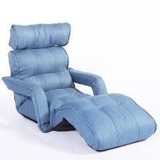 Blue Reclining Sofa by Amazon Com Cozy Kino Pro Floor Sofa Chair Multi Functional