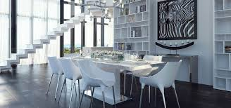 modern white dining room table nazario modern dining table with elegant white marble top