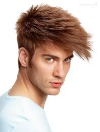 short side hairstyles men clean retro haircut with short buzzed