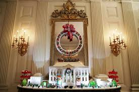 see the white house s 2016 decorations