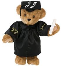 graduation bears our traditional black gown teddy for graduation 15