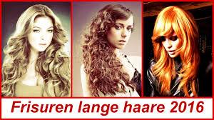Haare Frisuren Lange Haare by Frisuren Lange Haare 2016
