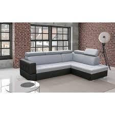 canapé d angle 200 euros canapé d angle convertible softy avec coffre de rangement et lit
