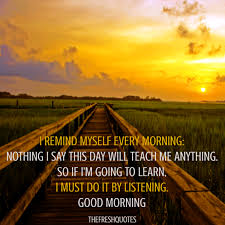 55 morning quotes for a day with pics