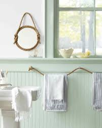 inspiring towel rack ideas for your boring bathroom