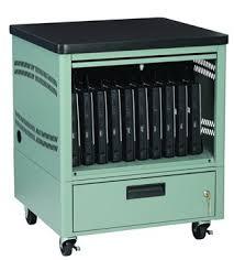 laptop charging station datum laptop depot cart