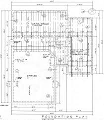 drawing house plans what is foundation plan house plans pdf footing details layout