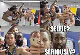 Nba Memes Tumblr - nba memes on twitter james harden during the team gold selfie