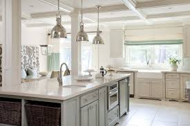 Lighting Above Kitchen Cabinets Catchy Interior Set Neutral Kitchen Cabinets Black Ceramic Floor