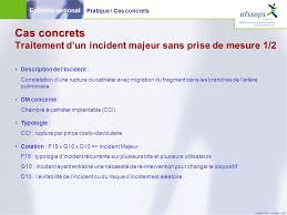 cotation perfusion sur chambre implantable version 1 01 octobre 2005 echelon national kit de formation à la