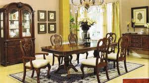 Traditional Dining Room Tables Lovely Thurmont Formal Dining Table Set At Traditional