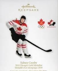 2010 sidney crosby pittsburgh penguins olympic gold medalist