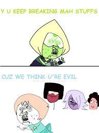 Steven Universe Memes - image steven universe marble madness in memes by hikumirin