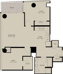 luxury studio apartments 1 bedroom apartments 2 bedroom view