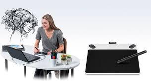 Famosos Mesa digitalizadora Wacom Intuos Draw - CTL490DW &QO15
