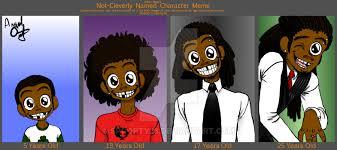Boondocks Meme - age meme charles by spoopty23 on deviantart