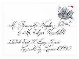 Calligraphy Wedding Invitations 10 Stunning Modern Calligraphy Fonts For Weddings