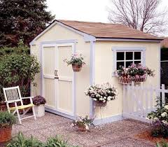 Garden Shed Decor Ideas Windows Sheds With Windows Decorating Backyard Shed Decorating