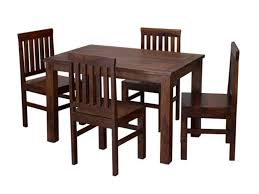 ebay dining table and 4 chairs jaipur dining table with 4 chairs sheesham wood ebay with regard