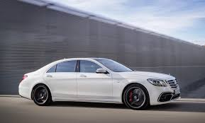 first mercedes 1900 2018 mercedes benz s class revealed debuts new inline six