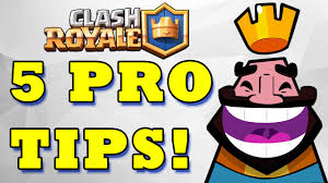 top 5 pro tips on how to get to legendary arena in clash royale