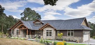 style ranch homes jaw dropping mix of ranch craftsman style home hq plan