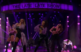 little mix show did you miss it little mix takes touch to the late late show